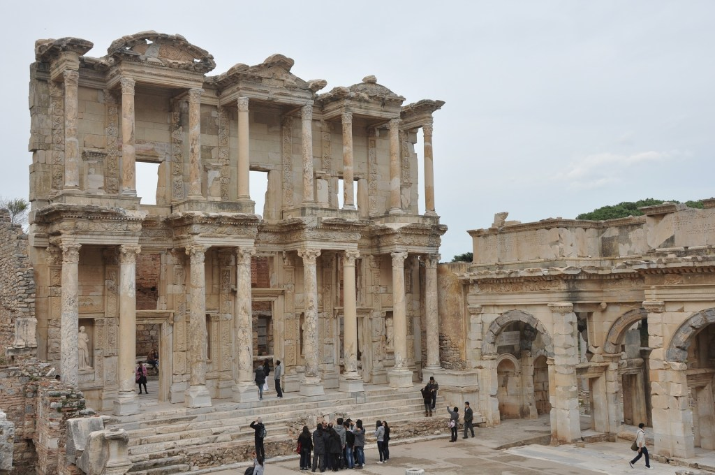 Exploring the Ancient City of Ephesus